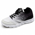 2018 Ultralight Height Increasing Sneakers White Breathable Elevator Walking Shoes Altitude 2.6inch / 6.5cm