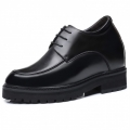 British Elevator Tuxedo Shoes Increase Height 10cm / 4inch Taller Business Form Shoes