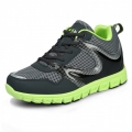 Breathable height increasing running shoes gain taller 7cm / 2.75inch elevator sneakers