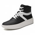 Comfort High Top Height Elevator Skateboarding Shoes Anti-Slip Sneakers Taller 3.5inch / 9cm