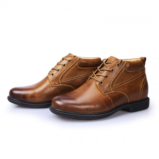 Men's High Top Dress Shoes